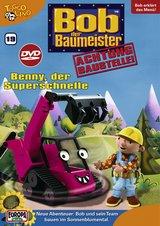 Bob, der Baumeister (Folge 19) - Benny,der Superschnelle Poster