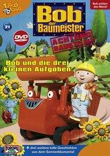 Bob, der Baumeister (Folge 21) - Bob und die drei kleinen Aufgaben Poster