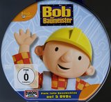 Bob der Baumeister - Tin Box (5 Discs, Limited Edition) Poster