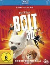 Bolt - Ein Hund für alle Fälle (Blu-ray 3D + Blu-ray 2D) Poster