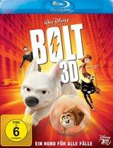 Bolt - Ein Hund für alle Fälle (Blu-ray 3D) Poster
