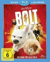 Bolt - Ein Hund für alle Fälle (+ DVD) Poster