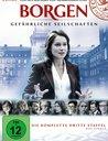 Borgen - Gefährliche Seilschaften, Die komplette dritte Staffel (4 Discs) Poster