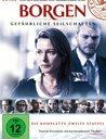 Borgen - Gefährliche Seilschaften, Die komplette zweite Staffel (4 Discs) Poster