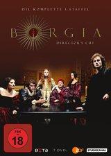 Borgia - Die komplette 1. Staffel (Director's Cut, 7 Discs) Poster