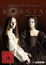 Borgia, Teil 2 - Vorboten der Apokalypse (Director's Cut, 2 Discs) Poster