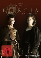 Borgia, Teil 3 - Blutgericht (Director's Cut, 2 Discs) Poster
