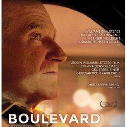 Boulevard - Trailer Poster