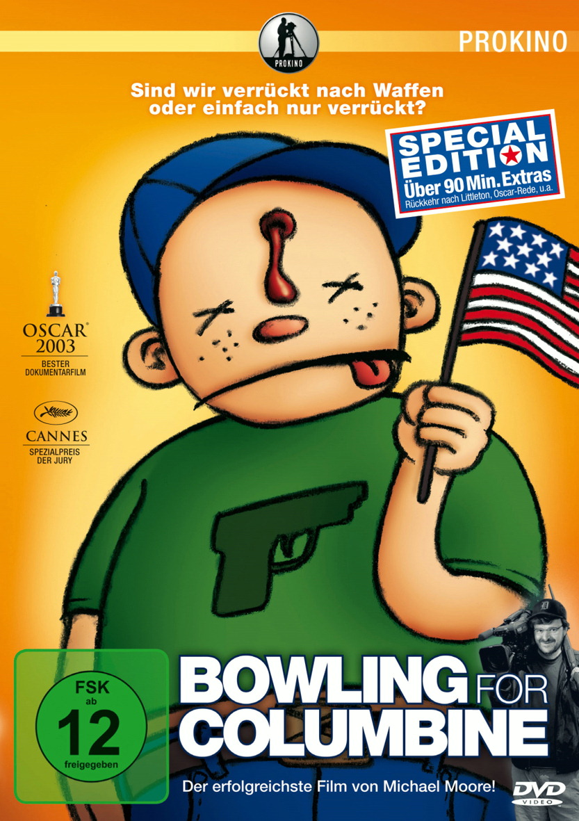 Bowling for Columbine (Special Edition) Poster