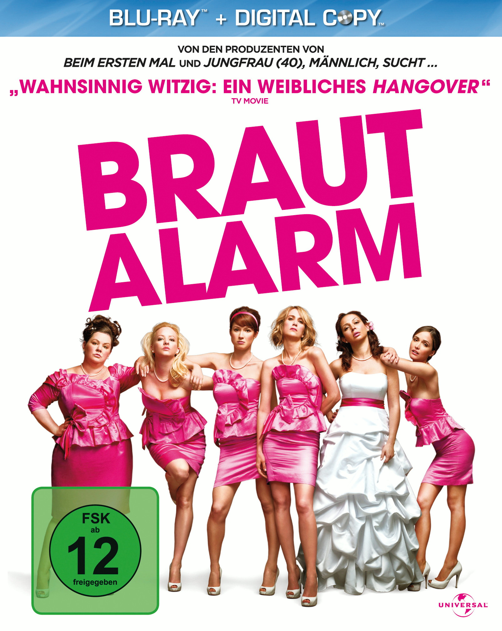 Brautalarm (+ Digital Copy) Poster