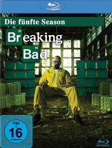 Breaking Bad - Die fünfte Season (2 Discs) Poster
