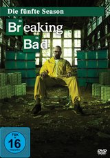 Breaking Bad - Die fünfte Season (3 Discs) Poster