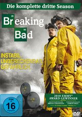 Breaking Bad - Die komplette dritte Season (4 Discs) Poster