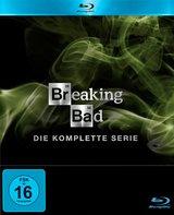 Breaking Bad - Die komplette Serie (15 Discs) Poster