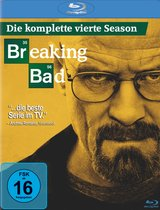 Breaking Bad - Die komplette vierte Season (3 Discs) Poster