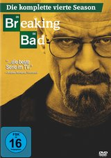 Breaking Bad - Die komplette vierte Season (4 Discs) Poster