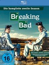 Breaking Bad - Die komplette zweite Season (3 Discs) Poster