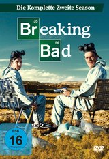 Breaking Bad - Die komplette zweite Season (4 DVDs) Poster