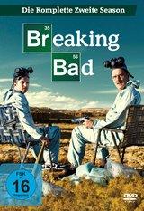 Breaking Bad - Die komplette zweite Season (4 DVDs) Poster