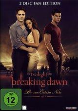 Breaking Dawn - Biss zum Ende der Nacht, Teil 1 (2-Disc Fan Edition) Poster