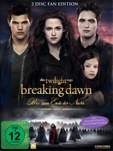 Breaking Dawn - Biss zum Ende der Nacht, Teil 2 (2-Disc Fan Edition) Poster