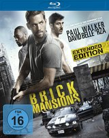 Brick Mansions (Extended Edition) Poster