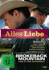 Brokeback Mountain (Alles Liebe) Poster