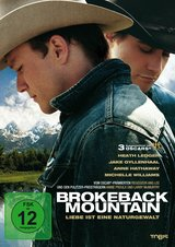 Brokeback Mountain (Einzel-DVD) Poster