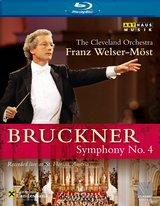 Bruckner, Anton - Symphony No. 4 Poster