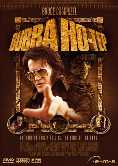 Bubba Ho-Tep (Einzel-DVD) Poster