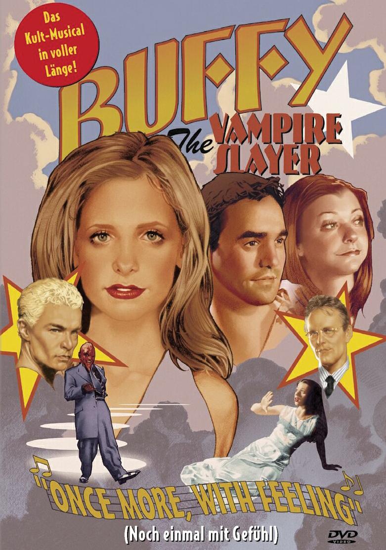 Buffy - Im Bann der Dämonen: Once More, with Feeling Poster