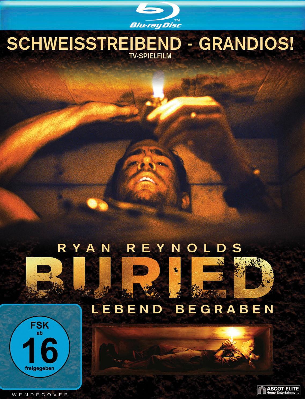 Buried - Lebend begraben Poster