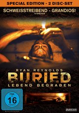 Buried - Lebend begraben (Special Edition, 2 Discs) Poster