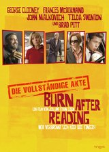 Burn After Reading (Deluxe Edition) Poster