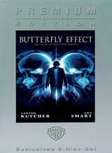 Butterfly Effect (2 DVDs im Metalpak) Poster