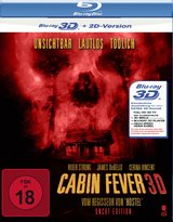 Cabin Fever (Blu-ray 3D) Poster