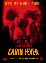 Cabin Fever (Special Edition, 2 DVDs) Poster