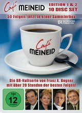 Cafe Meineid - Box Edition 1 & 2 (10 Discs) Poster