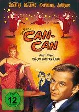 Can-Can - Ganz Paris träumt von der Liebe Poster