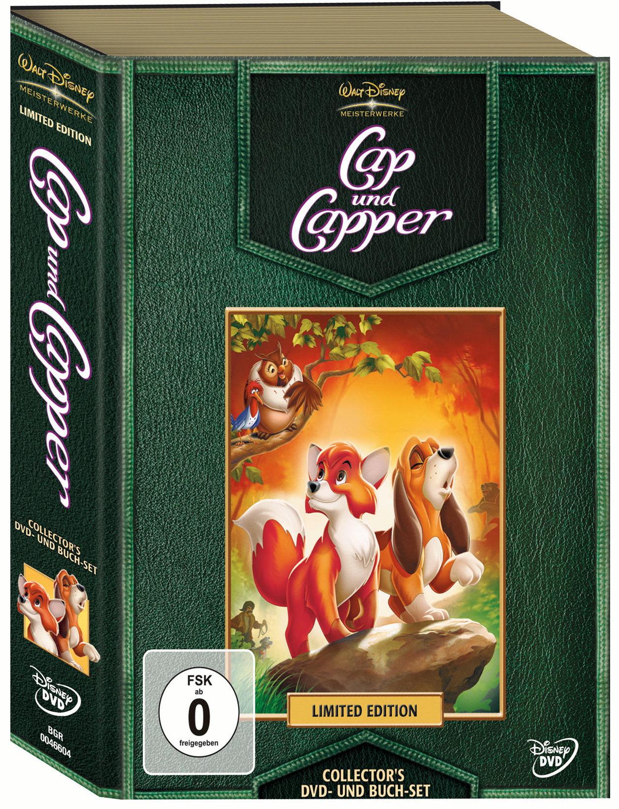 Cap und Capper (Collector's DVD- und Buchset) Poster