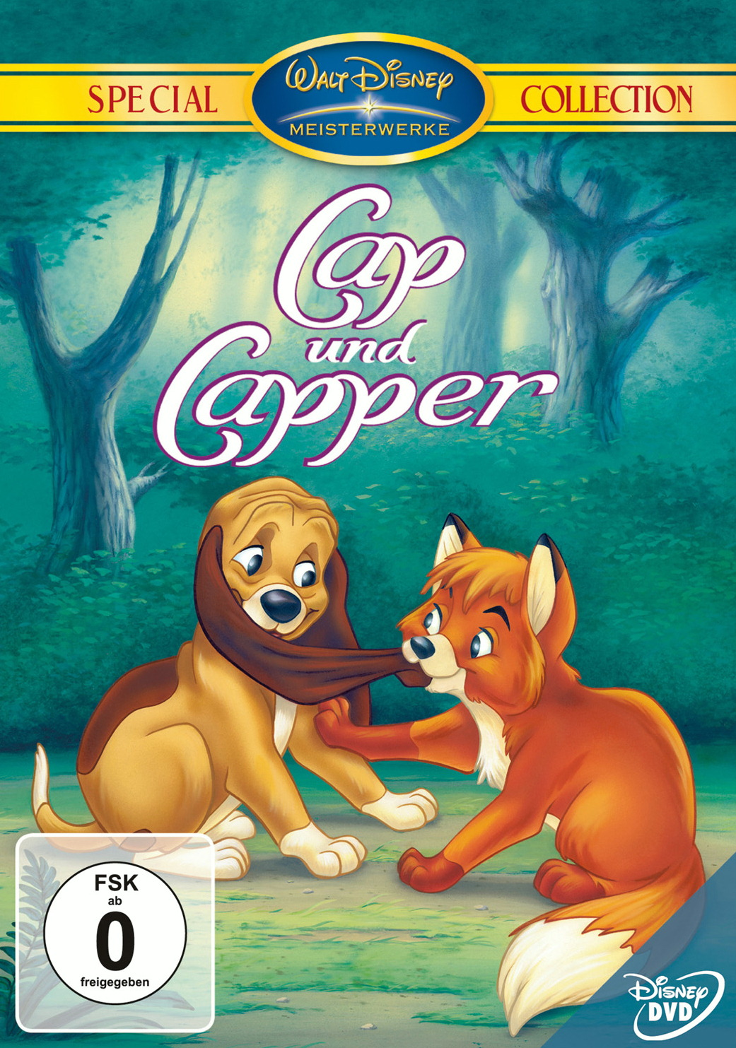 Cap und Capper (Special Collection) Poster