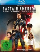 Captain America: The First Avenger Poster