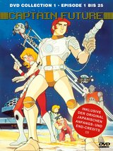 Captain Future, DVD-Collection 1 Poster