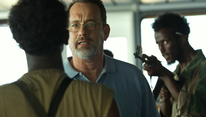 Captain Phillips - Trailer Poster