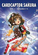 Cardcaptor Sakura - Vol. 1, Episoden 01-04 Poster