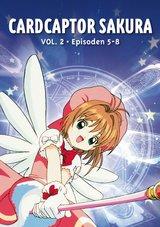 Cardcaptor Sakura - Vol. 2, Episoden 05-08 Poster