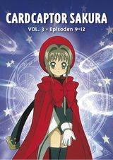 Cardcaptor Sakura - Vol. 3, Episoden 09-12 Poster