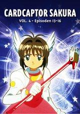 Cardcaptor Sakura - Vol. 4, Episoden 13-16 Poster
