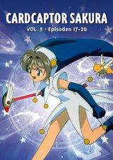 Cardcaptor Sakura - Vol. 5, Episoden 17-20 Poster