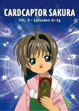Cardcaptor Sakura - Vol. 6, Episoden 21-24 Poster